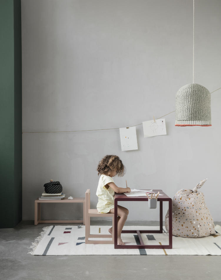 Mesa Infantil Architect Roja