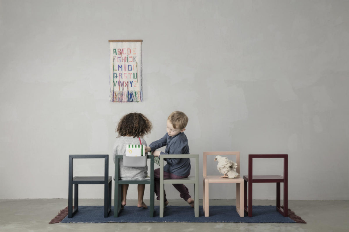 Sillas Infantiles Architect