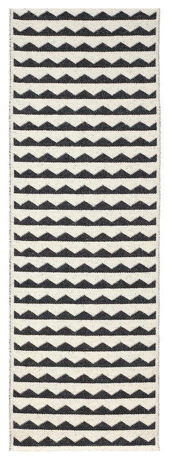 alfombra de plástico gittan negro