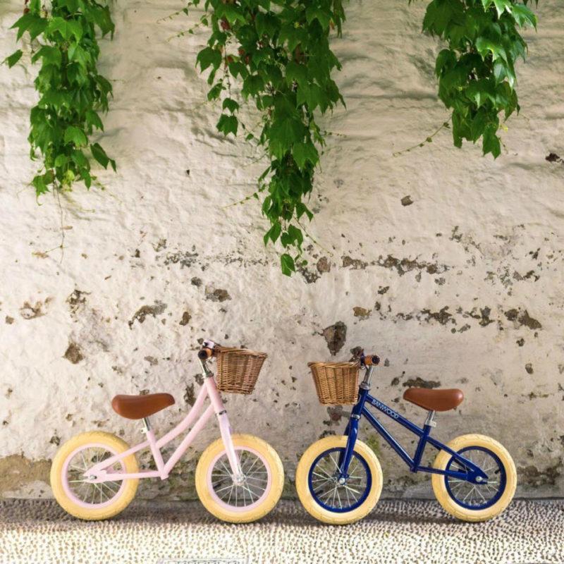 Bicis sin pedales Banwood