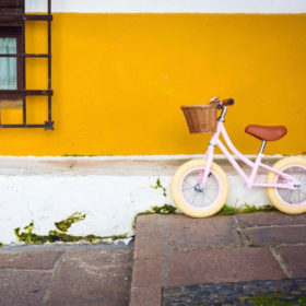 Bici sin pedales Banwood