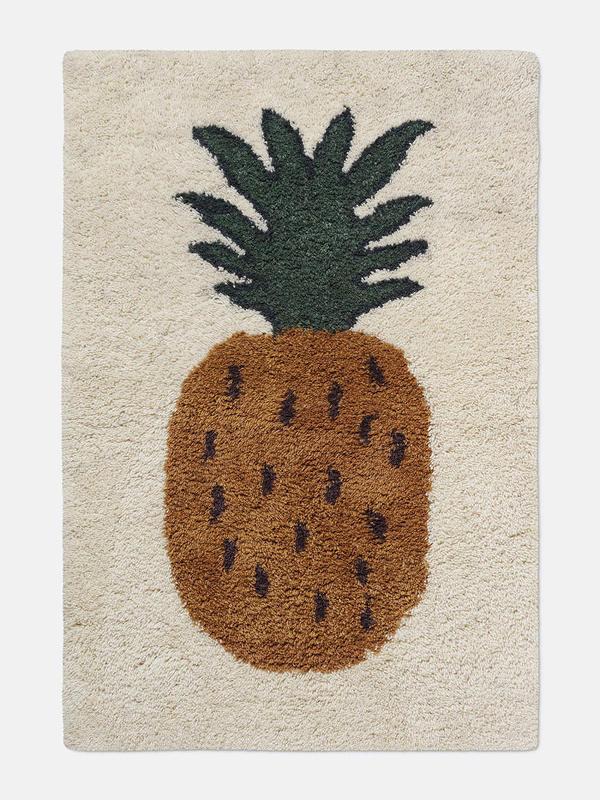 Alfombra Fruiticana Piña Grande