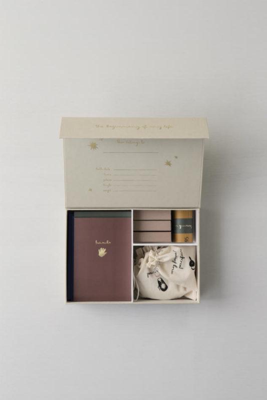 Caja de Recuerdos para Bebés - The beginning of my Life